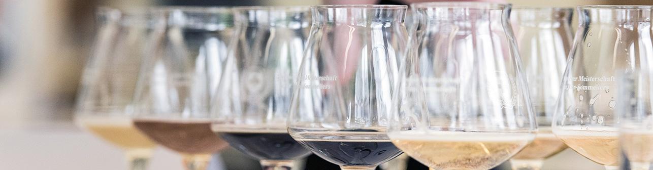Schweizer Meisterschaft der Bier-Sommeliers
